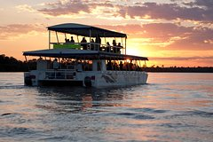 Zambezi River Standard Sunset Cruise