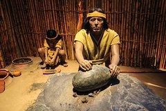 Imagen Yacimiento arqueológico Batan Grande y Museo Nacional de Sicán desde Chiclayo