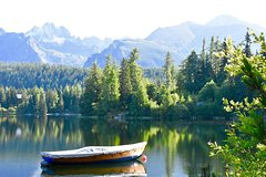 High Tatras in two days with transfer from Bratislava
