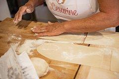 Private Pasta & Tiramisu Class at a Cesarinas home with tasting in Camo