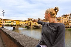 Small group walking Guided tour of Florence highlights
