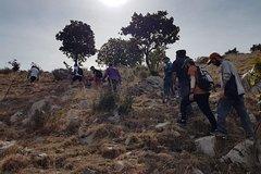 Hiking Adventure through Margalla Hills, north of Islamabad.