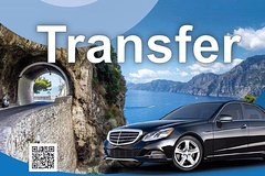 Private Transfer by Van form Amalfi to Sorrento