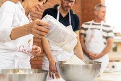 Private Pasta & Tiramisu Class at a Cesarinas home with tasting in Tivo