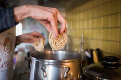 Christmas Stars: Pasta and Panettone class at a Cesarinas home in Siena