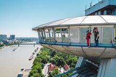 Skywalk - an unique adrenaline attraction