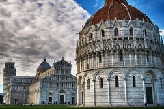 Pisa and Lucca with Driver - Private Shore Excursion for Cruisers