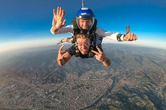 Bronze - Tandem Skydive over Florence Downtow - without video