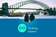 Go Sydney Explorer Pass with Hop-on Hop-Off, Taronga Zoo and SEA LIFE Aquarium