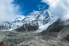 Gokyo Cho-La Pass Via Everest Base Camp Trek