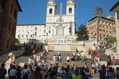 Rome: Piazza del Popolo, Fashion District, Spanish Steps, Tasting & Wal