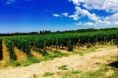 Castle Wine tasting