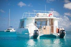Bora Bora First class Catamaran Full day and Sunset Cruise
