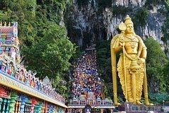Imagen Excursión a las cuevas de Batu y visita de artesanía malaya desde Kuala Lumpur