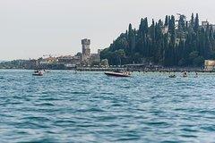 Water taxi to Sirmione - Torri / Garda / Bardolino