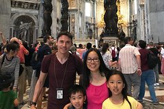 Vatican & Sistine Chapel w/ PhD Licensed Guide Donato Skip-the-line Pri