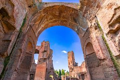The Baths of Caracalla Private Tour with PhD guide Donato