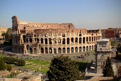7 Wonders of Ancient Rome with Driver Private Shore Excursion for Cruisers