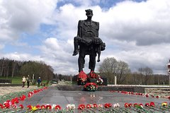 The history of the Great Patriotic War- Khatyn memorial