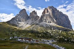 From Verona: Full-day Dolomites Mountains trip