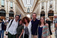 Milan Highlights Walking Tour with Fast Entry to Duomo Cathedral & Last