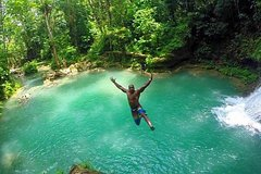 Blue Hole from Montego Bay
