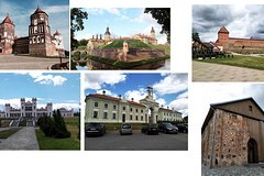 Visit 9 belarussian Castles in 2 days! Private tour.