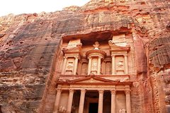 Full Day tour to Petra from Amman
