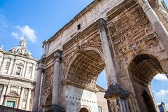 Imperial Forums Pass with Roman Forum and Palatine Hill Private Tour