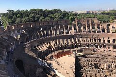 Semi Private Tour of the Colosseum, Roman Forum and Palatine Hill.