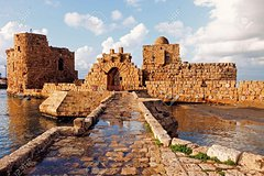 One - day tour to Sidon and Tyre's historical sites and restaurants