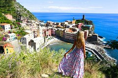 Explore Cinque Terre from Florence
