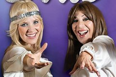 3-Hour ABBA Tribute and 80s DJ Harbour Cruise Inc. Buffet