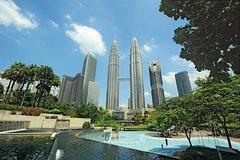 Imagen Recorrido privado: gran recorrido de día completo por Kuala Lumpur, con almuerzo incluido