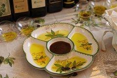 Olive oil tasting in Sorrento