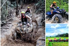 ATV Quad Bike with Lunch and Return Transport