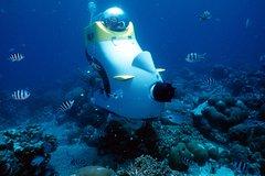 Mauritius Submarine Scooter Adventure