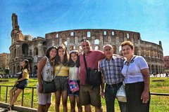 Rome in One Day w/ Art Historian Private Tour including Vatican & Colos