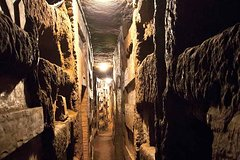 Catacombs in Rome with private transfer