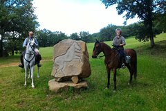 Horseback ride and Wine Tasting with Lunch in a historic estate
