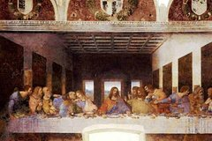 Private Last Supper Guided tour and wine tasting in Leonardos Vineyard