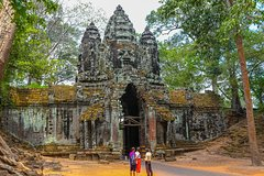 2 Days Heritage Temple of Angkor Wat Tour-Small Group