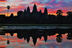 Full-Day Sunrise (Exploring the amazing Temples and Cambodian's Daily Life)