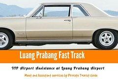 Fast Track VIP Airport Assistance at Luang Prabang Airport