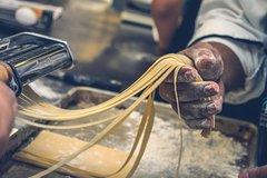 Making Fresh Homemade Pasta