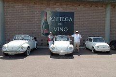 Prosecco Wine Tours in Classic Cars