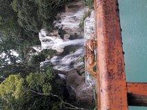 Kuangsi waterfalls, the best falls here.