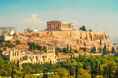 Athens city 4hrs tour and drop-off to the Airport