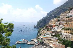 Private Minivan at your disposal for 4hrs to the Amalfi Coast