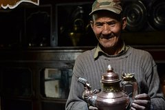 Mountain Homestays - Sojourn with Local Copper Artisans of Ladakh